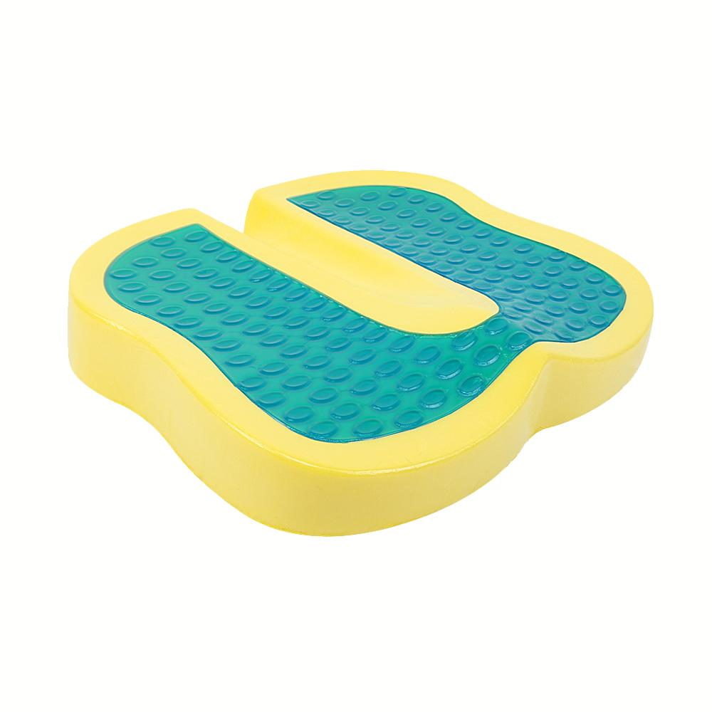 Car Custom Ventilated Foldable Gel Memory Foam Chair Cooling Seat Cushion Buy Machine Washable Comfort Durable Cooling Gel Fabric Foam Bamboo