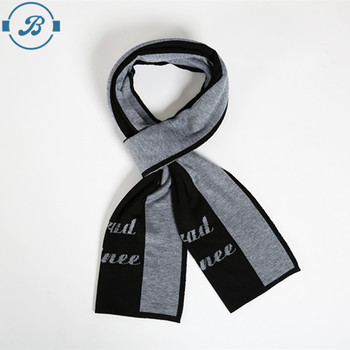 Winter solid color warm knit scarf 100% wool scarf shawl wholesale scarves