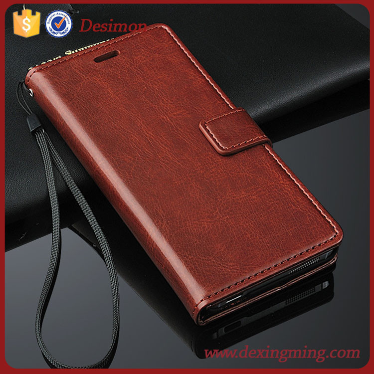New luxury case For xiaomi mi4 case, Flip PU Leather case for xiaomi mi 4