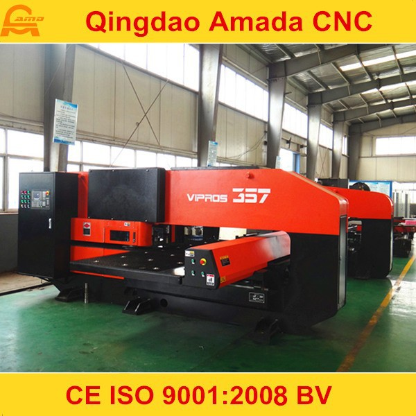 AMD357 Series Mechanical Power Closed type CNC Punching Machine Press Machine(CE,ISO)