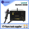 Quick 850D mobile phone hot air bga smd rework station