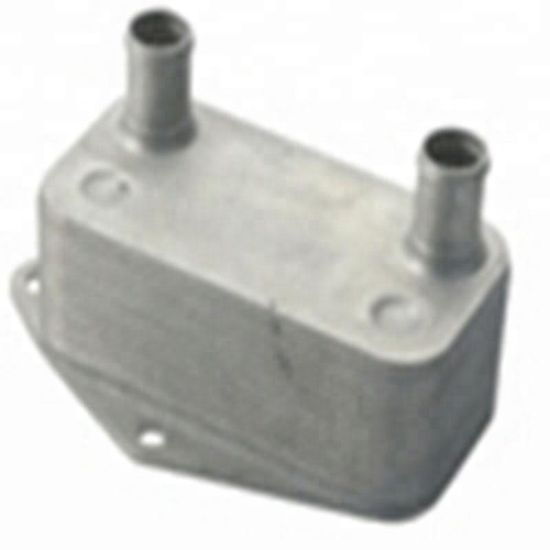High Performance Motor Oil Cooler For Cat C15 Engine 1330125
