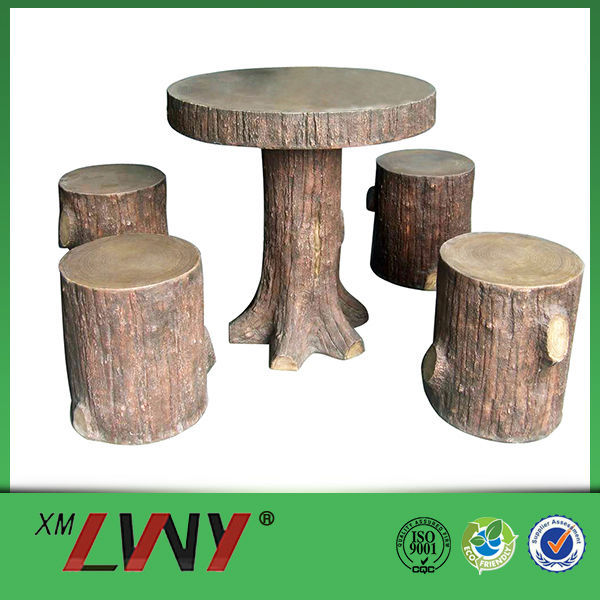 Eco-friendly modern style fiberglass alibaba furniture