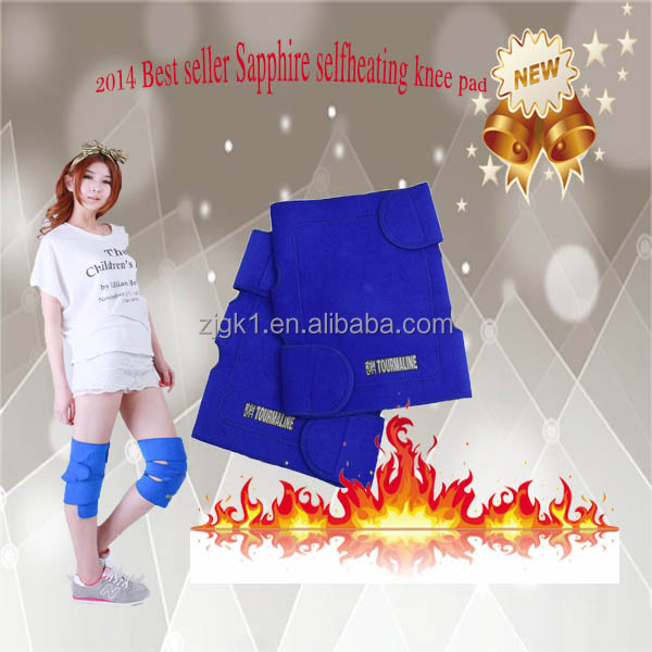 Exclusion of knee moisture selfheating knee pad/brace