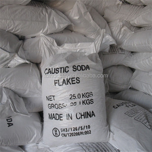 Factory provide Sodium Hydroxide Caustic soda 99% min flakes/pearls