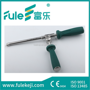 Orthopedic Cervical PEEK Cage instruments Anterior Cervical Cage Instruments Spine implants