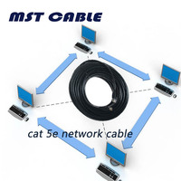 NETWORK ETHERNET LAN BULK CAT5E SOLID UTP CABLE CAT5 WIRE