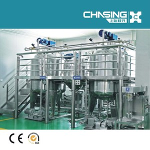 Chemical mixing tank a highly versatile system