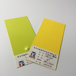 Ral 1028 Melon Yellow PE Powder Coatings