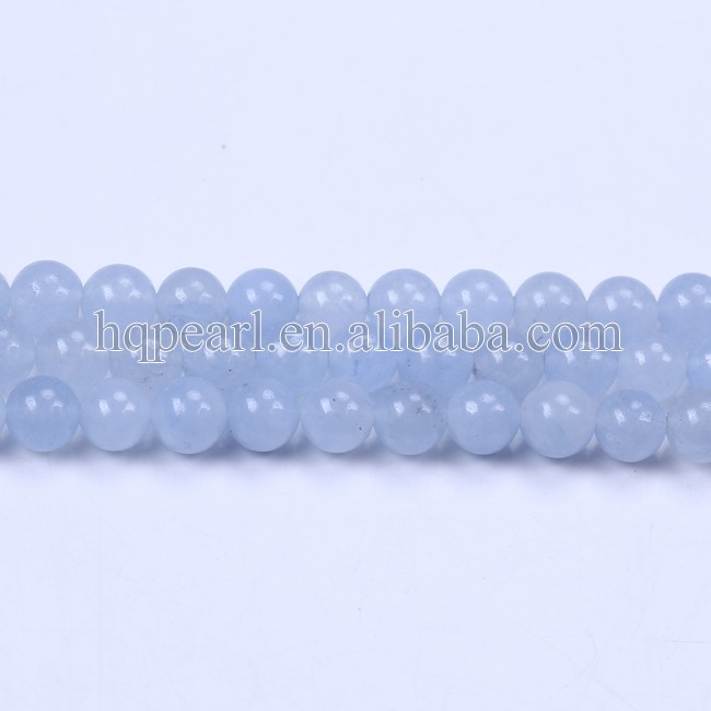 8mm Orchid color loose beads cheaper material making DIY jewelry