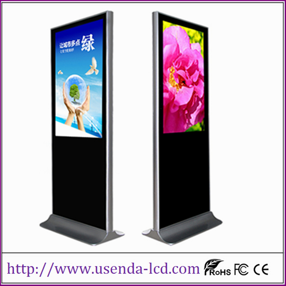 55 Inch Android Digital Signage Advertising Stand,Lcd Display ...