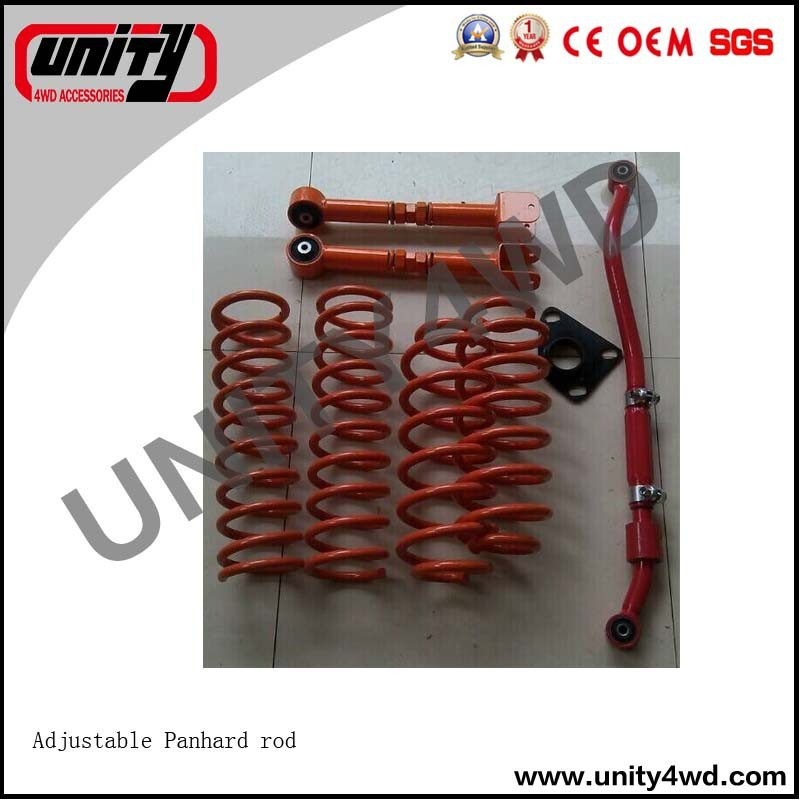 Auto part 4x4 lift kit adjust Panhard rod for Grand cherokee ZJ with steel