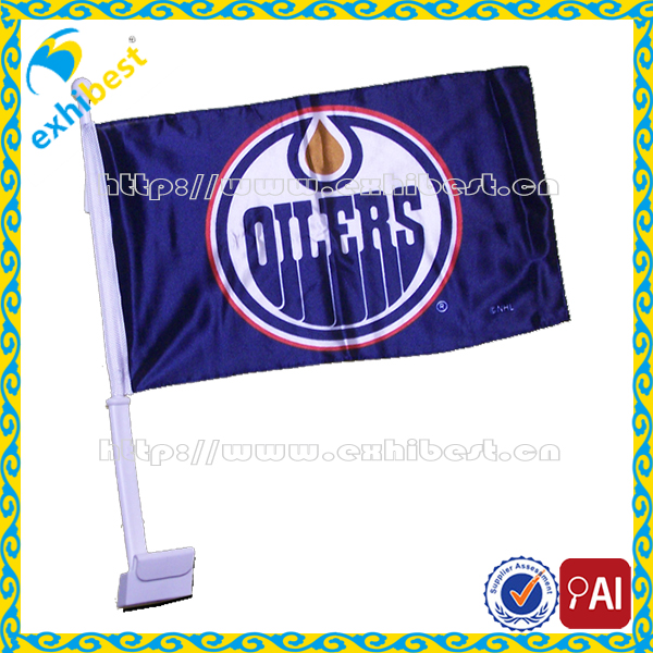 2017 factory supply Mini car flag Banner From EB factory