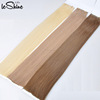 Light Blonde Tape Hair Extensions Adhesive Glue in Brazilian Hair Skin Weft Hair