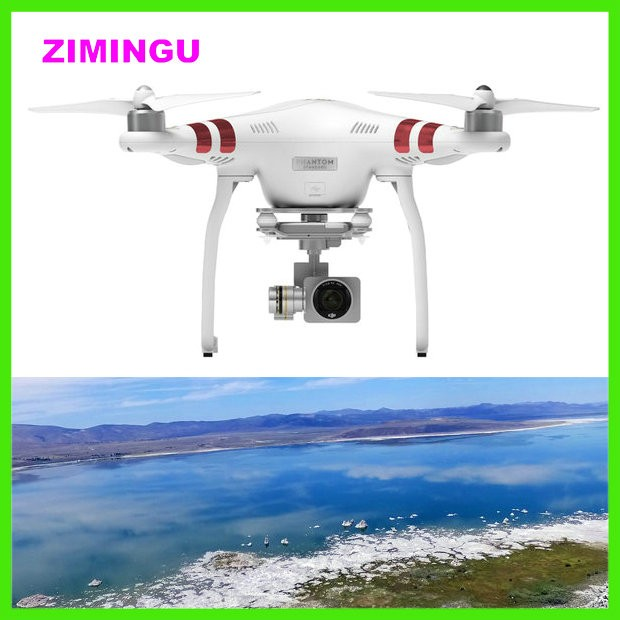 DJI phantom 3 quadcopter, DJI phantom 3 standard with camera 2.7K HD videos and 12 Megapixel photos GPS FPV RTF RC