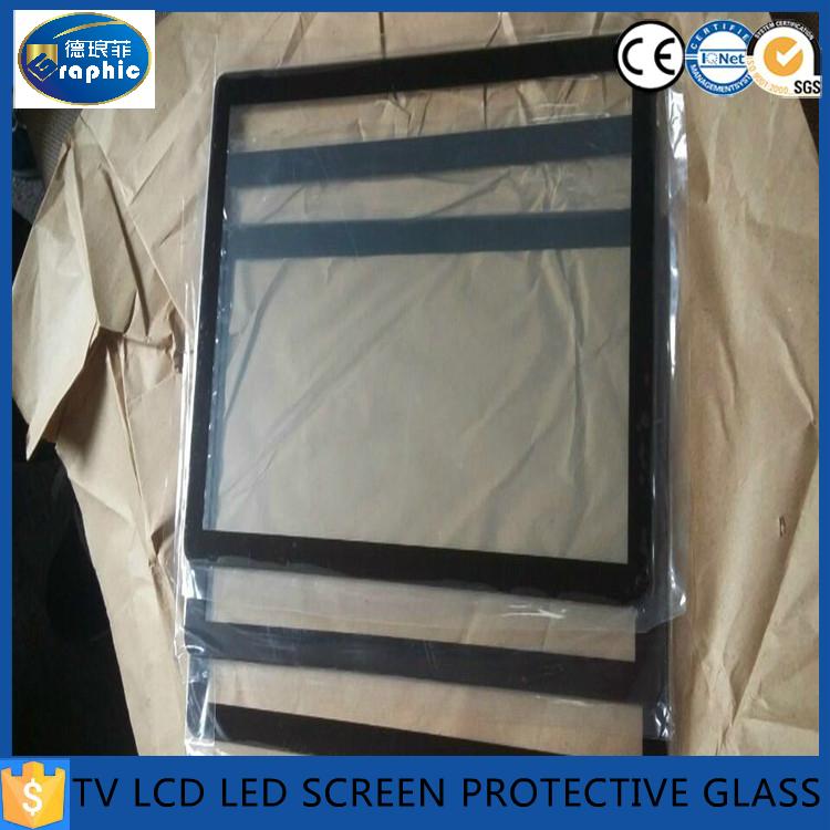Grande vetro decorativo per la tv a muro architectural glass id ...