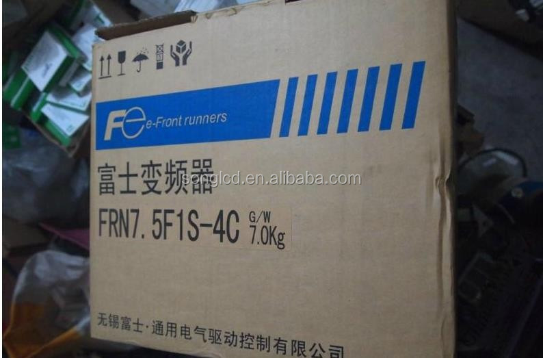 FUJI inverter FRN7.5F1S-4C with 60 days warranty