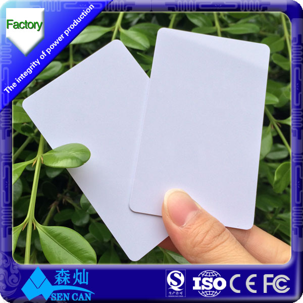 EM4102 IC blank card with factory