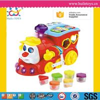 Kid toy educational mini piano electric train locomotive car toys