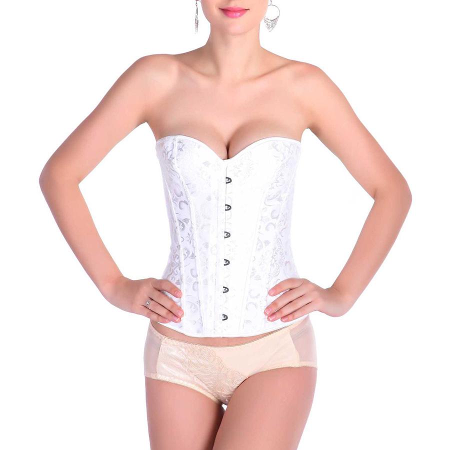 949d9bd81325a Get Quotations · Hot Sale!Corset Bodice Wedding Dress Underwear Body  Shaping Waist Body Slimming Corset Shapewear
