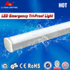 50W 150CM plastic tube xxx high lumen led Tri-proof light with SMD2835