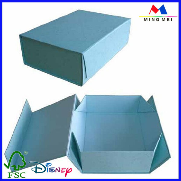 Wholesale Rigid Flding Box Template,Folding Box Magnet Flap ...