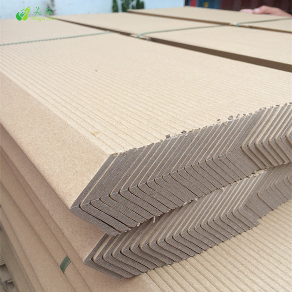 Protective Packaging Cardboard 5mm Corner Protector For Pallets ...