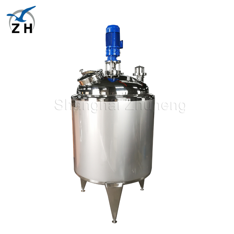 Stainless steel 5000L diesel fuel storage tank price