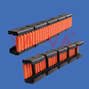 Sideflexing Conveyor Side Roller Guide/ Plastic Chain Guide Rail
