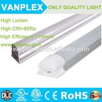 Alibaba French China clear/milky/frosted t5 intergrated led tube light t5 led tube light