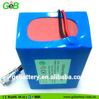 China lithium battery packs 12v 33Ah for Golf cart/UPS , lead acid battery