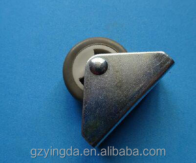 Small roller wheel /furniture caster wheels from chair caster manufacturer