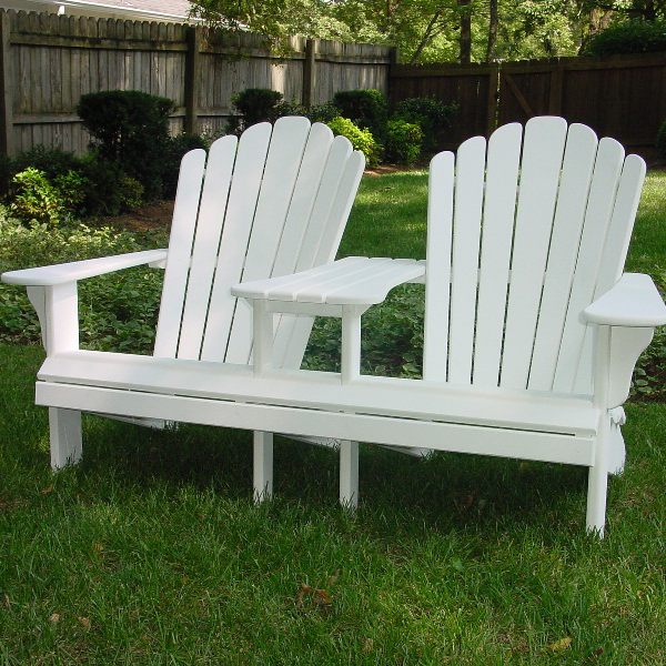 Beau Double Adirondack Chair, Double Adirondack Chair Suppliers And  Manufacturers At Alibaba.com