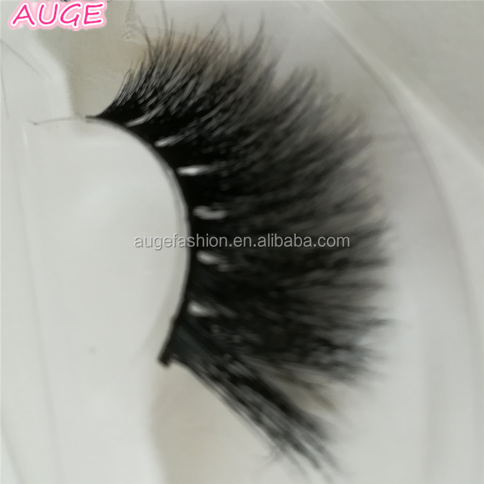 Own Brand lashes OEM Private Label Wholesale 3D 100% Mink Fur False Eyelashes custom Hot stamping box and Flash paper