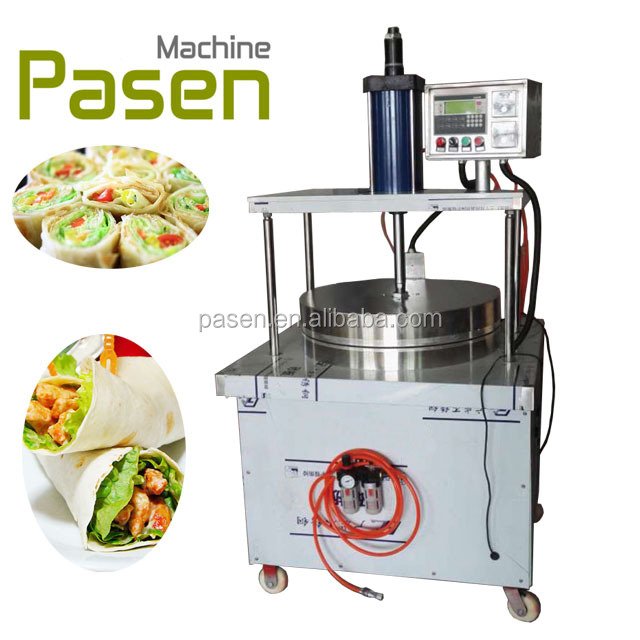 High efficient fiat tortilla makinesi / tortilla chip wraps making machine