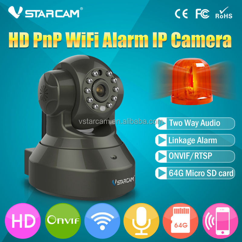 Vstarcam best selling classic wireless ip cam with wonderful user experience APP for IOS Android Windows
