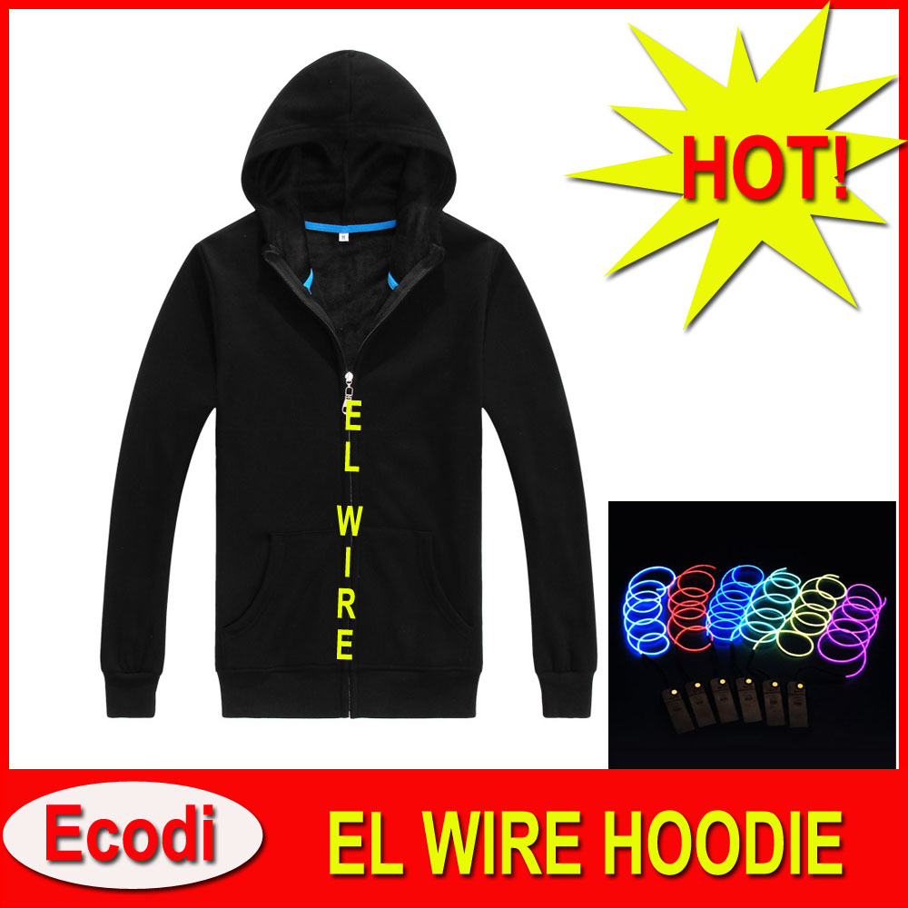 El Wire Sweater, El Wire Sweater Suppliers and Manufacturers at ...