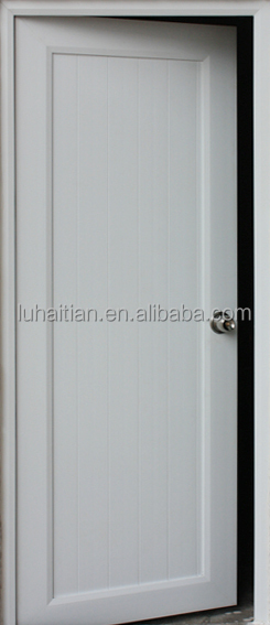 Upvc Bathroom Door With Frosted Glass And Ventilator