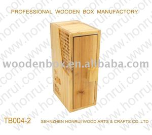 wooden tea boxes of high taste