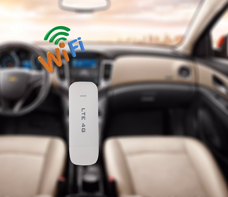 4g Lte Car Wifi Dongle With Usb Interface,Cat4,10 Users Supported,Lt13 -  Buy 4g Lte Wifi Dongle,4g Lte Wifi Modem,Mobile 4g Lte Car Router Product  on