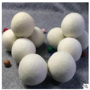 Sale wool dryer ball wash washing laundry dryer ball Household Cleaning Tools