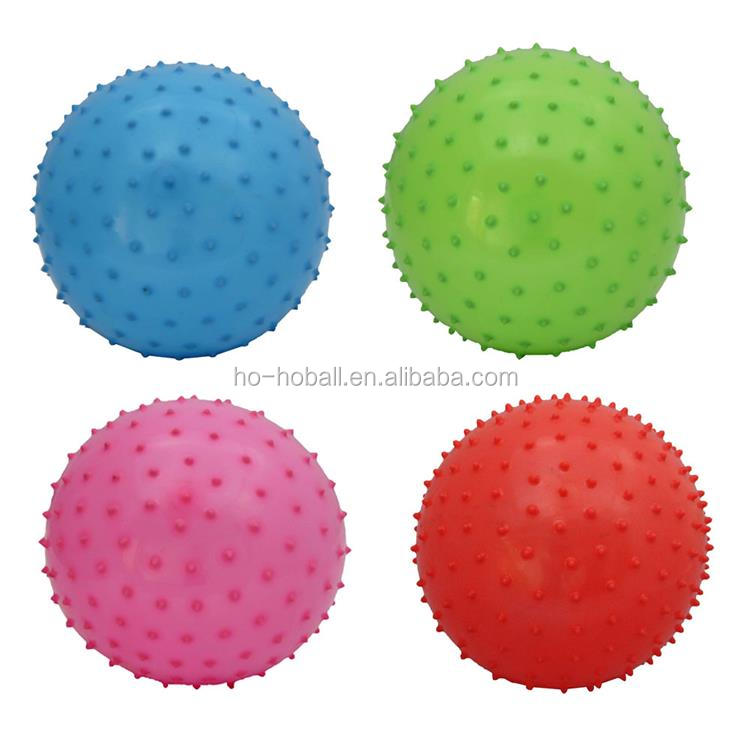 PVC massage ball