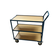 3 tiers utility cart food trolley cart service cart