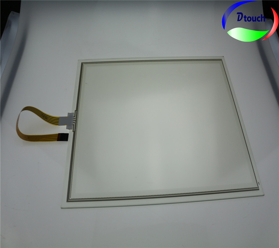 High Quality 5 wire Resistive Touch Panel for National Lottery Ticket Equipment