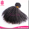 wholesale afro kinky african american human hair extensions for black women