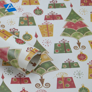 cheap christmas wrapping paper wholesale