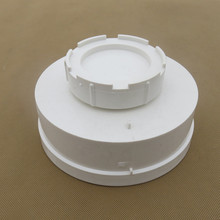 PVC <span class=keywords><strong>Dwv</strong></span> Pipe Fitting, Cleanout Adaptor dengan Plug