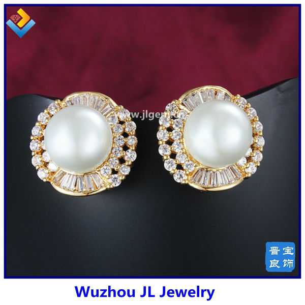 2014 fashion jewelry wholesale alibaba china supplier new productfreshwater pearl, women earrings mother pearl earring