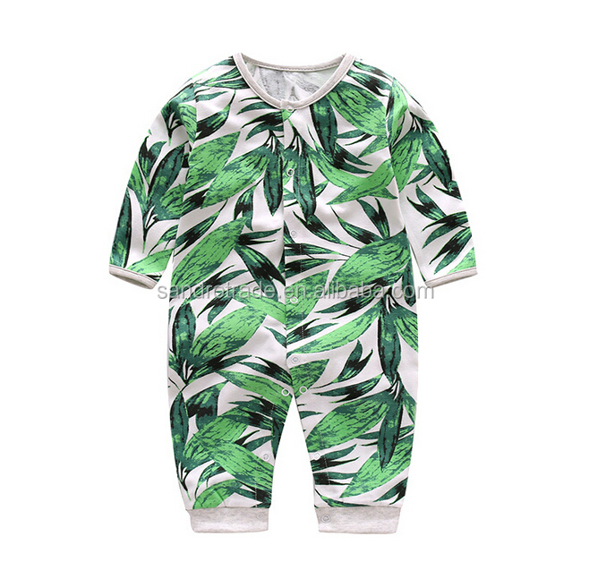 Hot selling kids clothes baby romper girl and boy for factory wholesale