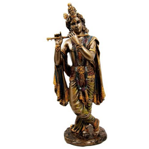 Factory Custom made best home decoration gift polyresin resin surya god statue